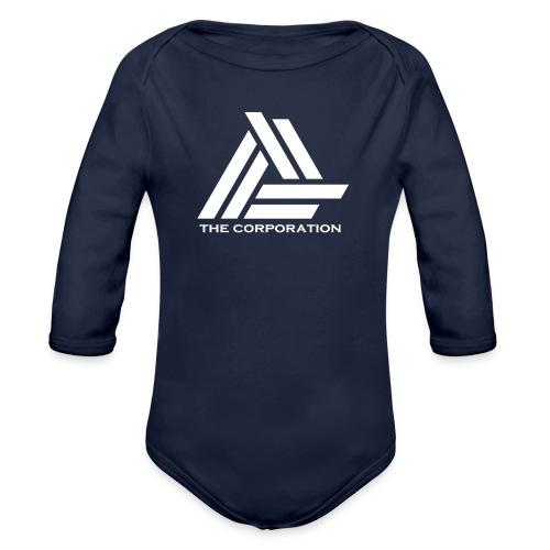 wit metnaam keertwee png - Organic Longsleeve Baby Bodysuit