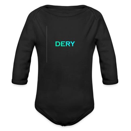 DERY - Baby Bio-Langarm-Body
