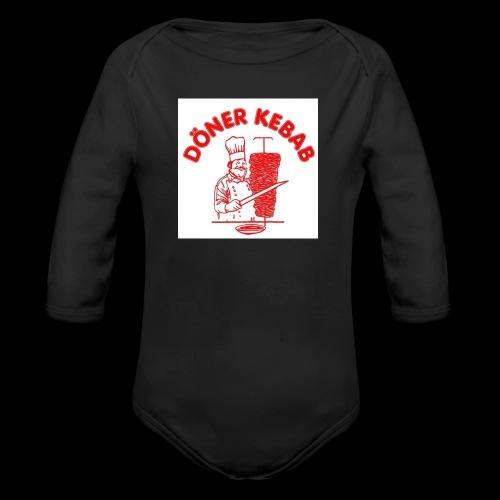 Doner Kebab - Organic Longsleeve Baby Bodysuit