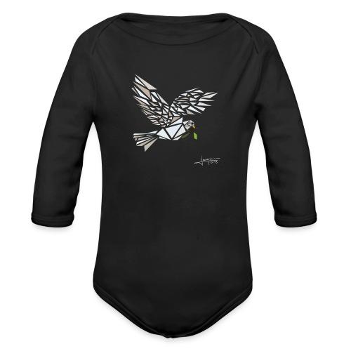 colombus-spread - Body Bébé bio manches longues
