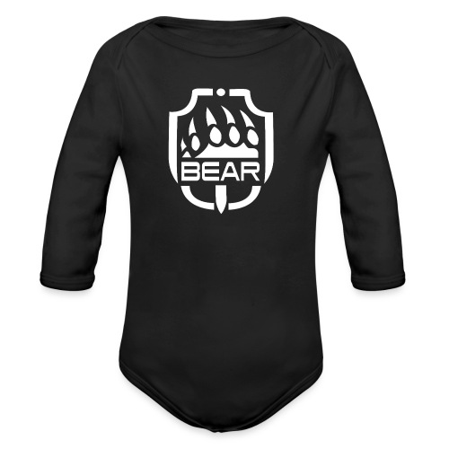 BEAR - Body Bébé bio manches longues