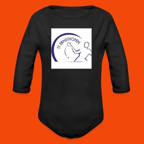 TTE Logo - Baby Bio-Langarm-Body