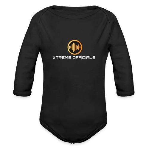 Xtreme Officials - Baby bio-rompertje met lange mouwen