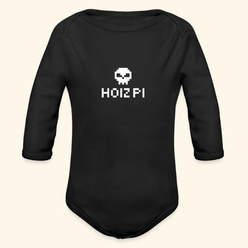 HoizPi - Baby Bio-Langarm-Body
