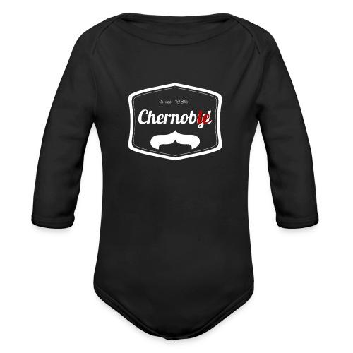 Chernoble - Body Bébé bio manches longues
