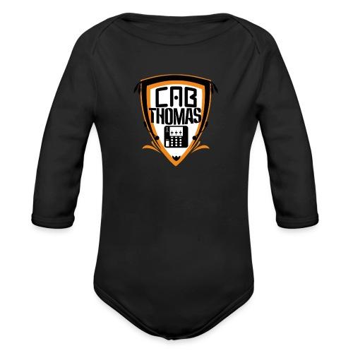 cab.thomas - alternativ Logo - Baby Bio-Langarm-Body