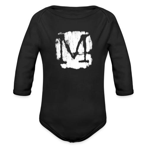 M2 - Body ecologico per neonato a manica lunga