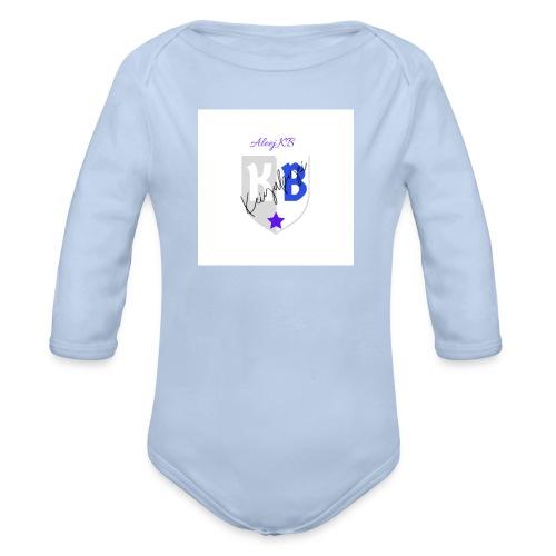 Keiby3D - Body orgánico de manga larga para bebé