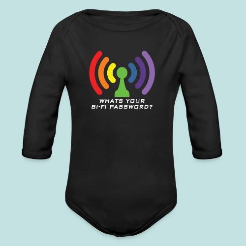 Bi-Fi - Organic Longsleeve Baby Bodysuit