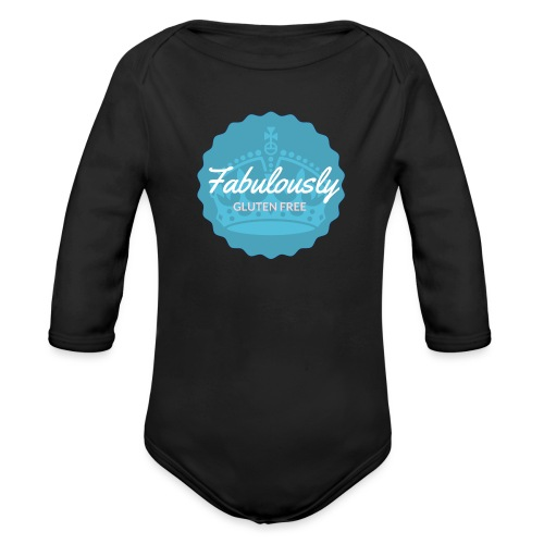 Fabulously Gluten Free Collection - Organic Longsleeve Baby Bodysuit