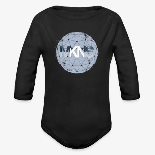 MKNS4 - Baby Bio-Langarm-Body