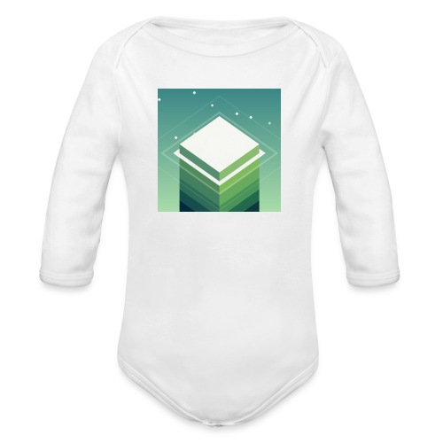 StackMerch - Organic Longsleeve Baby Bodysuit