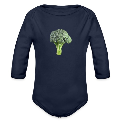 I'm in love with the Broco - Organic Longsleeve Baby Bodysuit