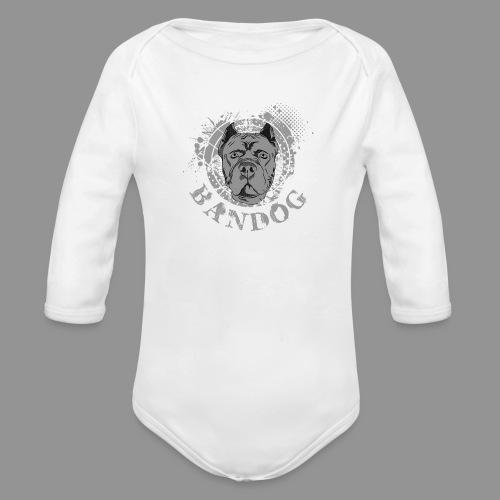Bandog - Organic Longsleeve Baby Bodysuit