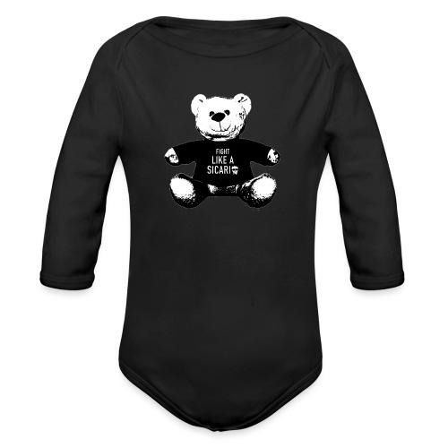 Kuschelkartel - Baby Bio-Langarm-Body