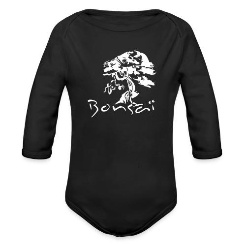 Tee-Shirt Homme Bonsaï Tree - Body Bébé bio manches longues
