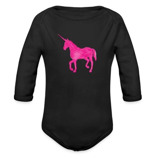 PHONE CASES - Organic Longsleeve Baby Bodysuit