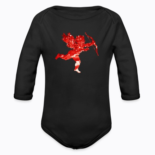 cupid - Organic Longsleeve Baby Bodysuit