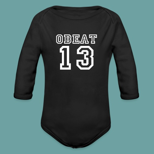 Obeat Limited Edition - Baby bio-rompertje met lange mouwen
