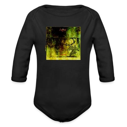 »museon« cover - Baby Bio-Langarm-Body