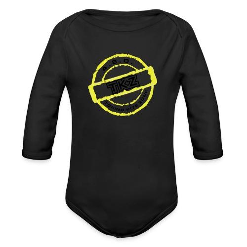 LOGO_DEFINITIVO - Body ecologico per neonato a manica lunga