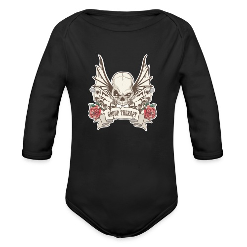 Group Therapy T-Shirt - Organic Longsleeve Baby Bodysuit