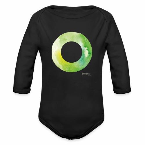 KringelmitWortmarke png - Baby Bio-Langarm-Body