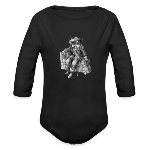 Wenterodt - Baby Bio-Langarm-Body