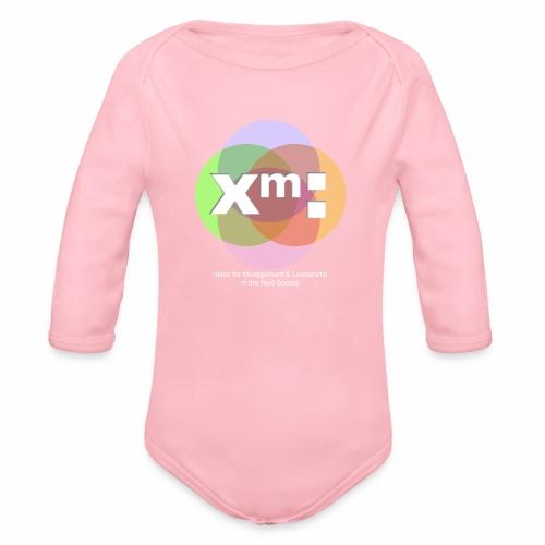 xm-institute - Baby Bio-Langarm-Body