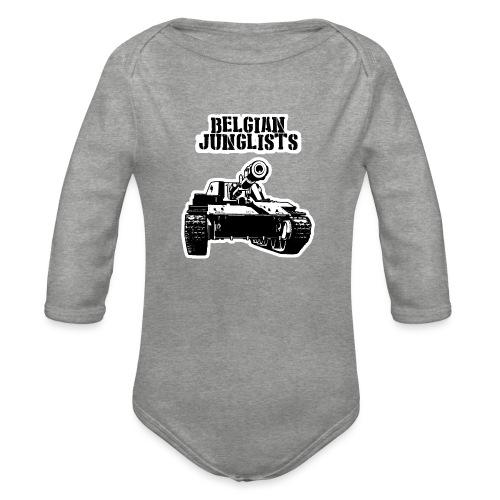 Tshirtbig - Organic Longsleeve Baby Bodysuit