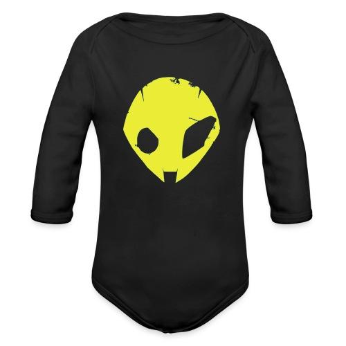alien s1000rr - Baby Bio-Langarm-Body
