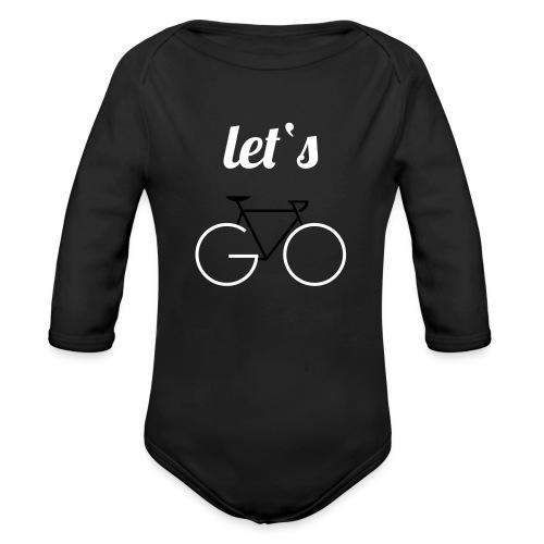 Let's GO - Baby Bio-Langarm-Body