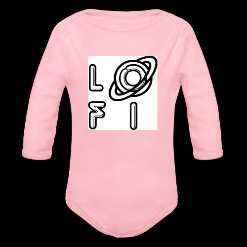 PLANET LOFI - Organic Longsleeve Baby Bodysuit