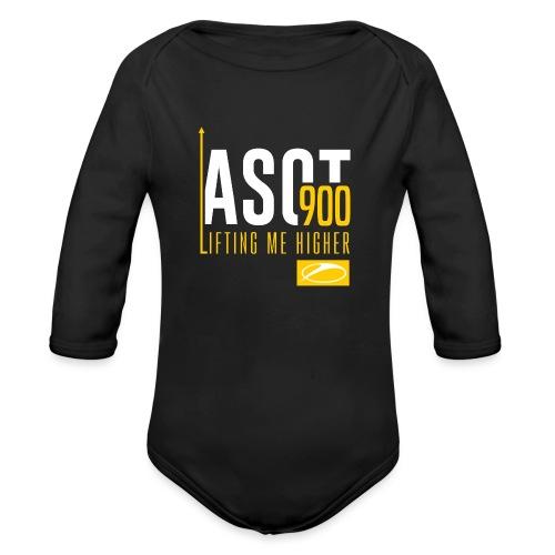 asot9003 - Organic Longsleeve Baby Bodysuit
