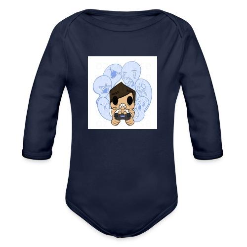 TheKryl - Organic Longsleeve Baby Bodysuit