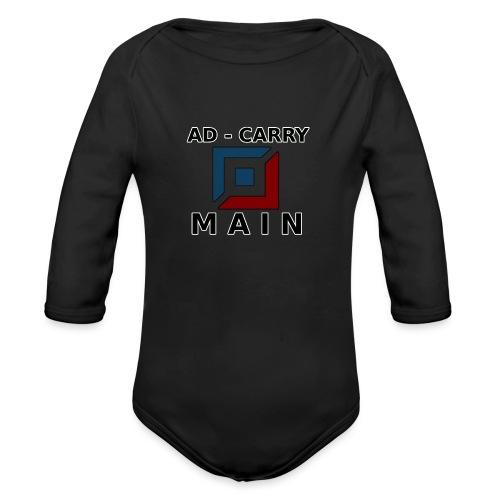 ADC MAIN - Baby Bio-Langarm-Body