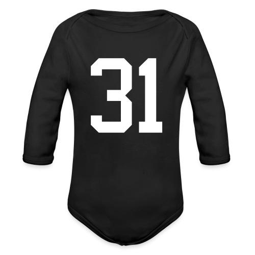 31 ZWINZ Bernhard - Baby Bio-Langarm-Body