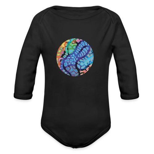 concentric - Organic Longsleeve Baby Bodysuit