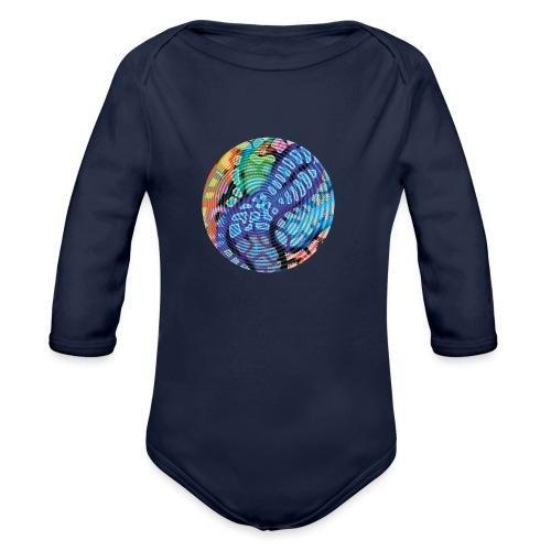 concentric - Organic Longsleeve Baby Bodysuit