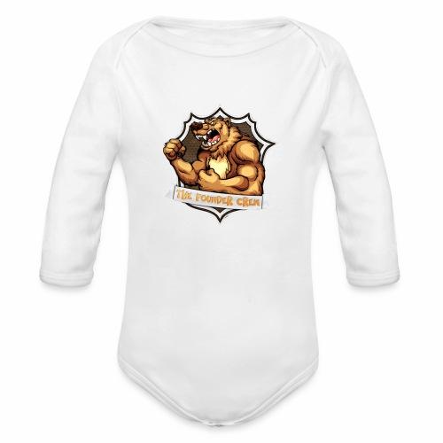 Prodotti Ufficiali della Crew! - Body ecologico per neonato a manica lunga