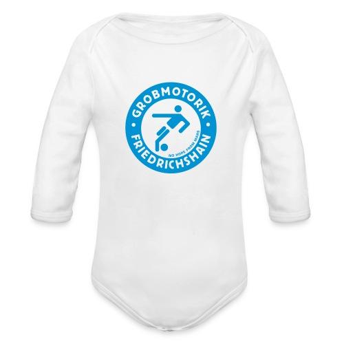 Gromotorik Friedrichshain - Baby Bio-Langarm-Body