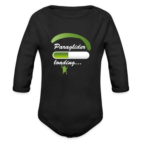 Paraglider Loading - Baby Bio-Langarm-Body