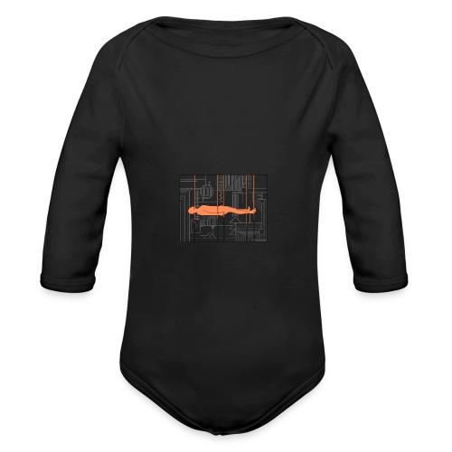 DIAGRAMME - Body Bébé bio manches longues
