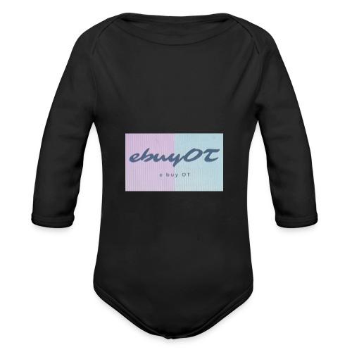 ebuyot - Body ecologico per neonato a manica lunga