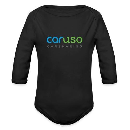 Caruso Carsharing Logo - Baby Bio-Langarm-Body