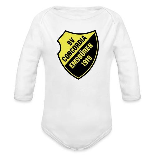SVCE Logo - Baby Bio-Langarm-Body
