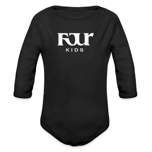 Four Kids - Baby Bio-Langarm-Body