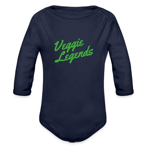 Veggie Legends - Organic Longsleeve Baby Bodysuit