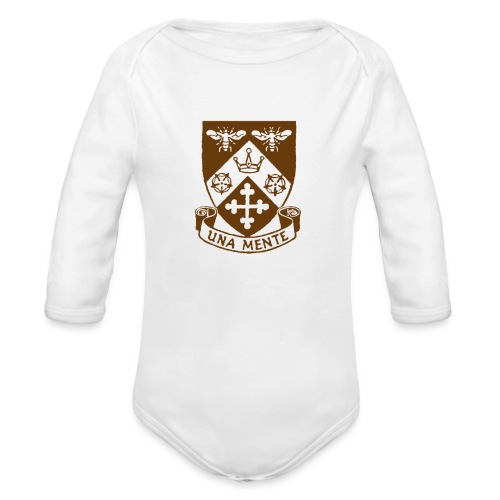 Borough Road College Tee - Organic Longsleeve Baby Bodysuit