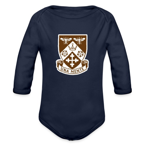 Borough Road College Tee - Organic Longsleeve Baby Bodysuit